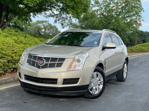 2012 Cadillac SRX for sale at William D Auto Sales in Norcross GA