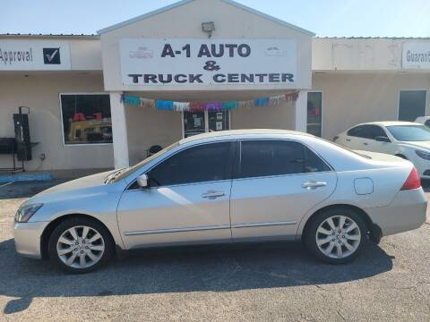 2007 Honda Accord for sale at A-1 AUTO AND TRUCK CENTER in Memphis TN