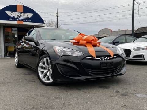 2013 Hyundai Genesis Coupe for sale at OTOCITY in Totowa NJ