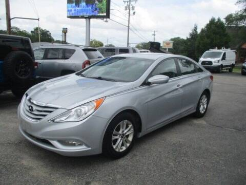 2013 Hyundai Sonata for sale at Mill Street Motors in Worcester MA