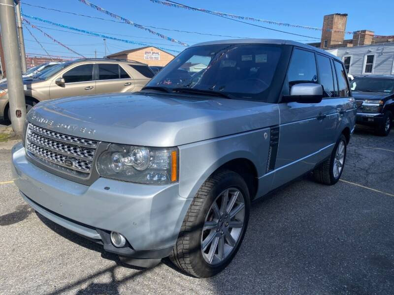 2011 Land Rover Range Rover for sale at The PA Kar Store Inc in Philladelphia PA