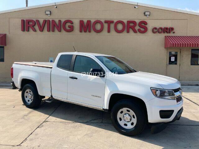 2016 Chevrolet Colorado for sale at Irving Motors Corp in San Antonio TX