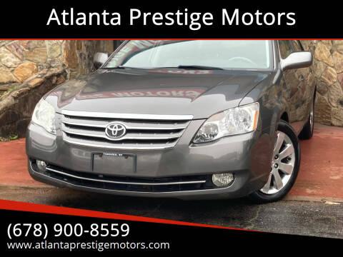 2005 Toyota Avalon for sale at Atlanta Prestige Motors in Decatur GA