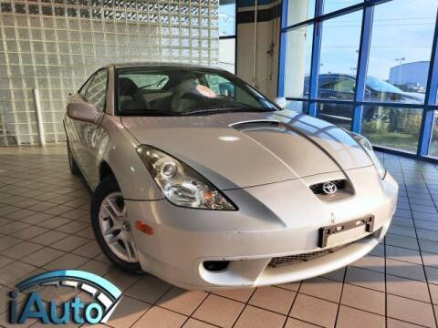 2001 Toyota Celica for sale at iAuto in Cincinnati OH