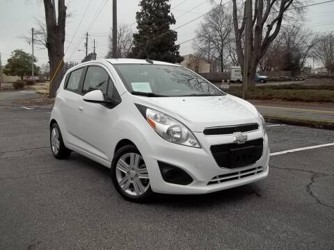 2014 Chevrolet Spark for sale at CORTEZ AUTO SALES INC in Marietta GA