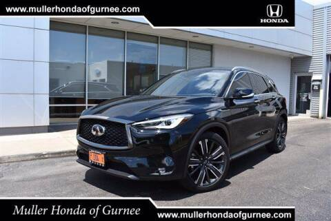 2021 Infiniti QX50 for sale at RDM CAR BUYING EXPERIENCE in Gurnee IL