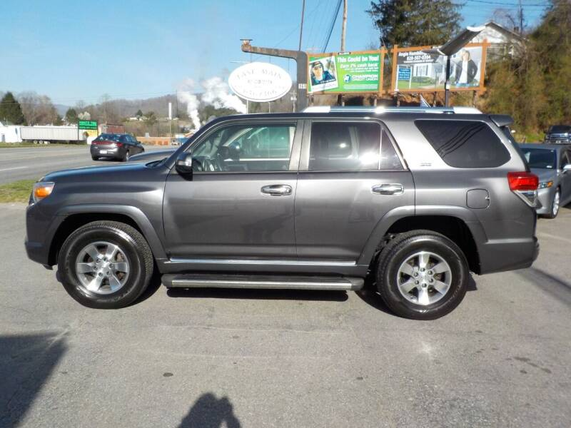 2011 Toyota 4Runner for sale at EAST MAIN AUTO SALES in Sylva NC