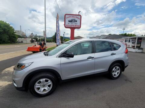 2016 Honda CR-V for sale at Ford's Auto Sales in Kingsport TN