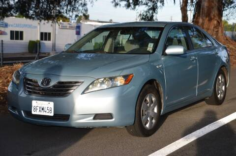 2008 Toyota Camry Hybrid for sale at Brand Motors llc in Belmont CA