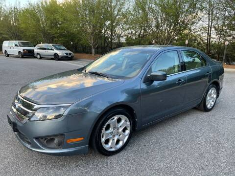 2011 Ford Fusion for sale at MJ AUTO BROKER in Alpharetta GA