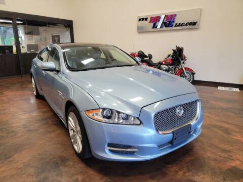 2011 Jaguar XJL for sale at Driveline LLC in Jacksonville FL