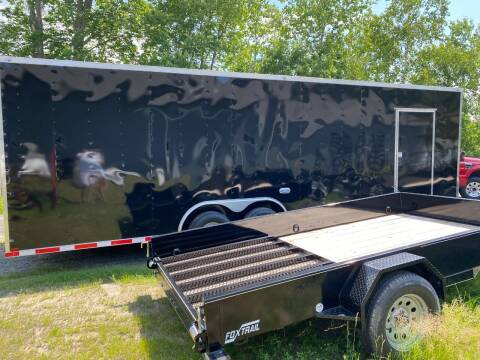 2021 Quality Cargo 8.5X26TA3 for sale at Mascoma Auto INC in Canaan NH