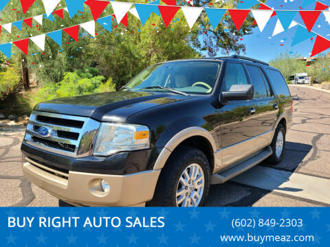 2013 Ford Expedition for sale at BUY RIGHT AUTO SALES in Phoenix AZ