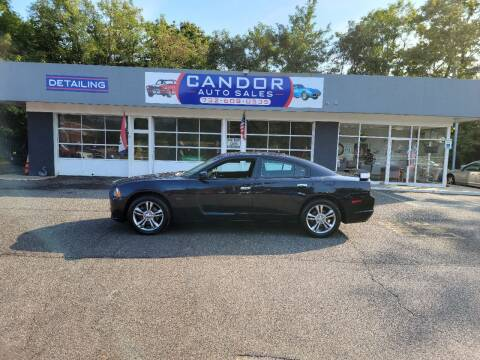 2012 Dodge Charger for sale at CANDOR INC in Toms River NJ