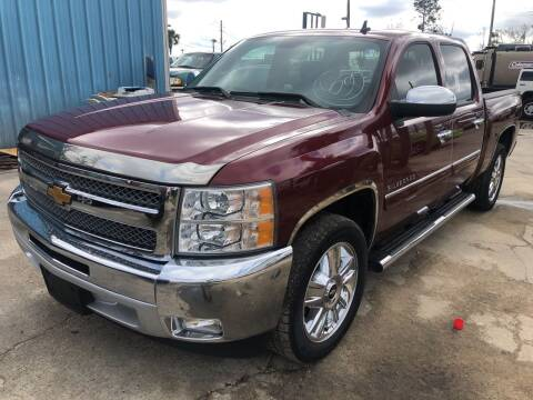 2013 Chevrolet Silverado 1500 for sale at Outdoor Recreation World Inc. in Panama City FL