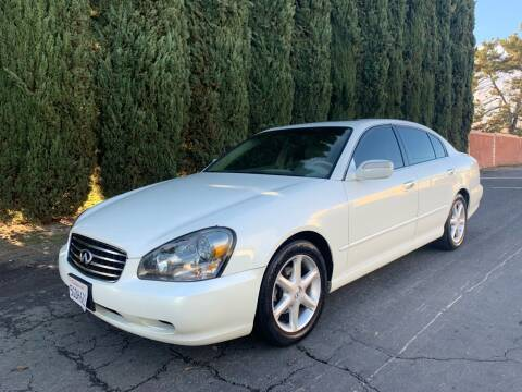 2003 Infiniti Q45 for sale at River City Auto Sales Inc in West Sacramento CA