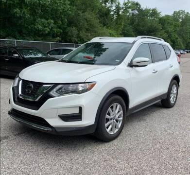 2020 Nissan Rogue for sale at Tim Short Auto Mall 2 in Corbin KY