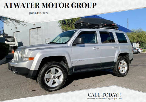 2011 Jeep Patriot for sale at Atwater Motor Group in Phoenix AZ
