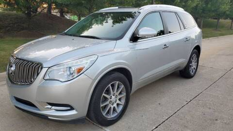 2013 Buick Enclave for sale at Western Star Auto Sales in Chicago IL