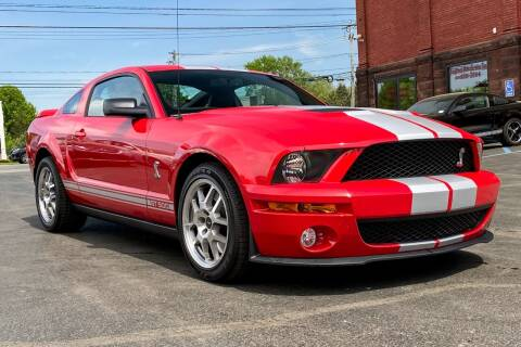 2007 Ford Shelby GT500 for sale at Knighton's Auto Services INC in Albany NY