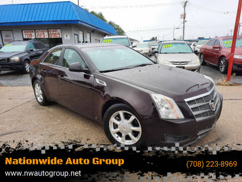 2009 Cadillac CTS for sale at Nationwide Auto Group in Melrose Park IL