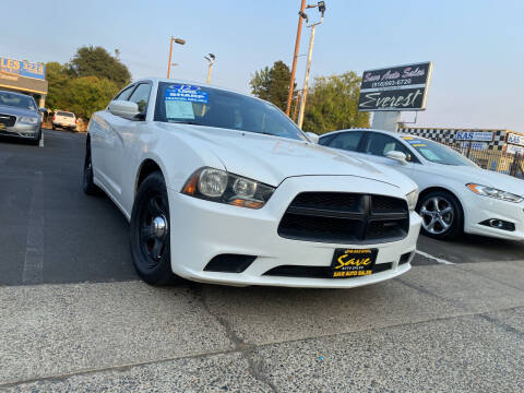 2012 Dodge Charger for sale at Save Auto Sales in Sacramento CA