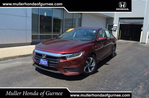 2019 Honda Insight for sale at RDM CAR BUYING EXPERIENCE in Gurnee IL