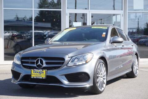 2018 Mercedes-Benz C-Class for sale at Jeremy Sells Hyundai in Edmunds WA