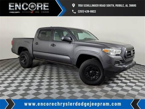 2020 Toyota Tacoma for sale at PHIL SMITH AUTOMOTIVE GROUP - Encore Chrysler Dodge Jeep Ram in Mobile AL
