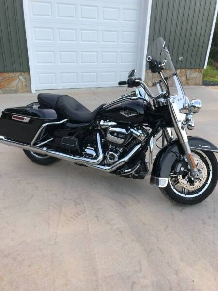 2018 Harley Davidson Road King for sale at Victory Auto Sales in Randleman NC
