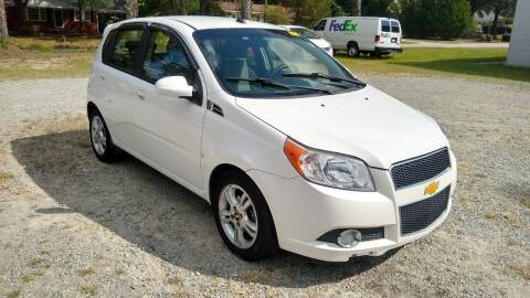 2009 Chevrolet Aveo for sale at Tri State Auto Brokers LLC in Fuquay Varina NC