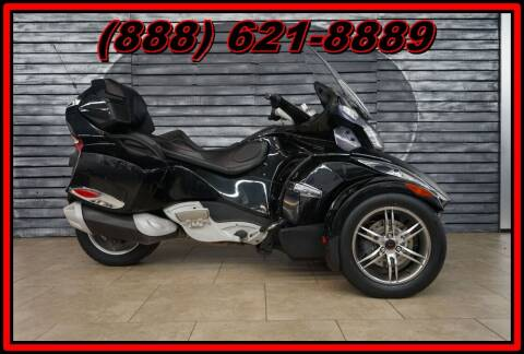 2010 Can-Am Spyder RT SM5 for sale at AZautorv.com in Mesa AZ