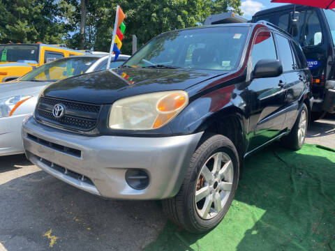 2005 Toyota RAV4 for sale at Drive Deleon in Yonkers NY