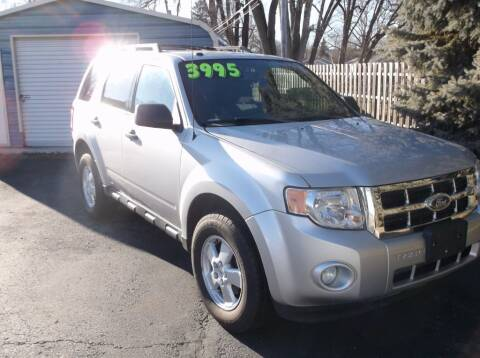 2011 Ford Escape for sale at Straight Line Motors LLC in Fort Wayne IN