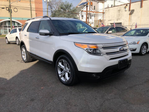 2012 Ford Explorer for sale at 103 Auto Sales in Bloomfield NJ