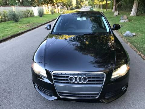 2009 Audi A4 for sale at Car Lanes LA in Glendale CA