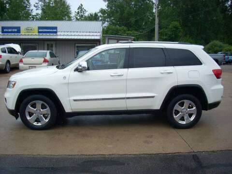 2011 Jeep Grand Cherokee for sale at H&L MOTORS, LLC in Warsaw IN
