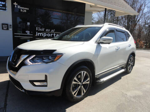 2017 Nissan Rogue for sale at importacar in Madison NC