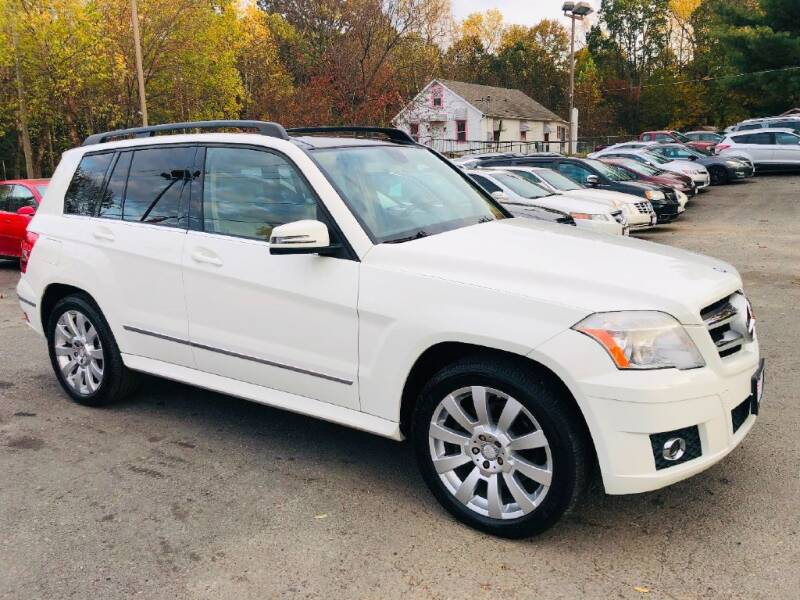 2012 Mercedes-Benz GLK for sale at Auto Import Specialist LLC in South Bend IN