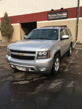 2013 Chevrolet Tahoe for sale at Specialty Auto Wholesalers Inc in Eden Prairie MN