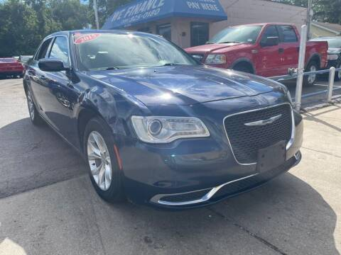 2015 Chrysler 300 for sale at Great Lakes Auto House in Midlothian IL