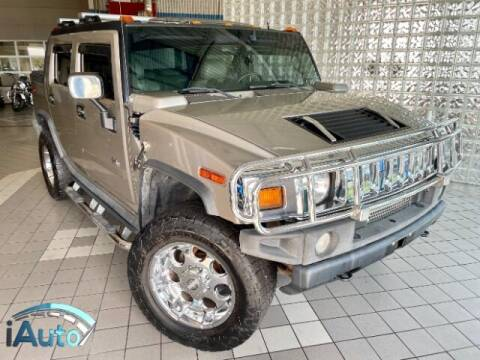 2005 HUMMER H2 SUT for sale at iAuto in Cincinnati OH