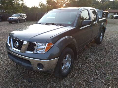 2006 Nissan Frontier for sale at Seneca Motors, Inc. (Seneca PA) - SHIPPENVILLE, PA LOCATION in Shippenville PA