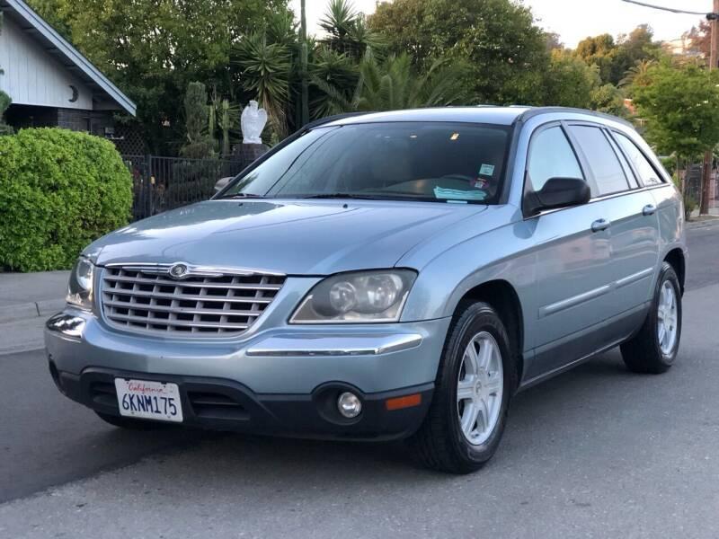2004 Chrysler Pacifica for sale at ZaZa Motors in San Leandro CA