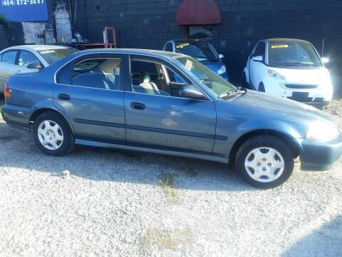 1998 Honda Civic for sale at Empire Automotive of Atlanta in Atlanta GA