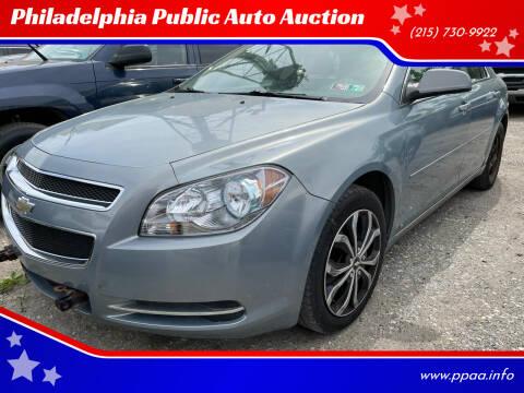 2009 Chevrolet Malibu for sale at Philadelphia Public Auto Auction in Philadelphia PA