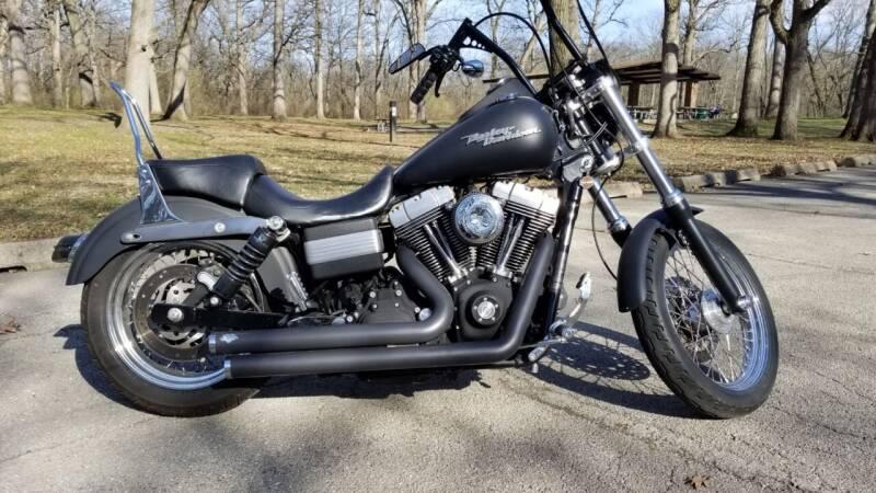 2007 Harley Davidson Dyna Street Bob for sale at BIKEMAX, LLC in Palos Hills IL