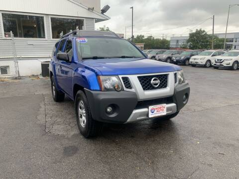 2014 Nissan Xterra for sale at 355 North Auto in Lombard IL