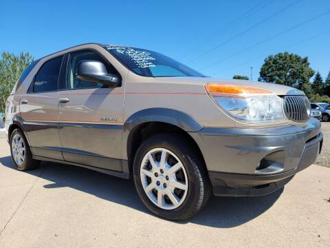 2003 Buick Rendezvous for sale at CarNation Auto Group in Alliance OH