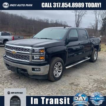 2014 Chevrolet Silverado 1500 for sale at INDY AUTO MAN in Indianapolis IN
